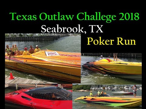 Texas Outlaw Challenge 2018 Poker Run Event Seabrook Texas