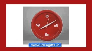 Best Corporate Steel Wall Clocks Manufacturers & Suppliers In Delhi.