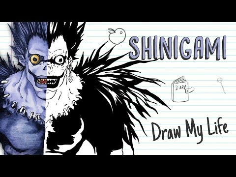SHINIGAMI THE JAPANESE GODS OF DEATH   Draw My Life