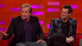 Jeff Daniels Was Confronted By Clint Eastwood - The Graham Norton Show on BBC America