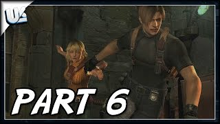 Resident Evil 4 Remastered | Gameplay Walkthrough Part 6 | PS4 Xbox One PC