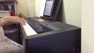 Where ( bad guy ost) piano
