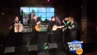The High Kings - Finnegan's Wake (Live with Regis and Kelly)