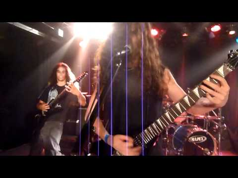 Hangar Of Deth (Megadeth Tribute) - Tornado Of Souls/Mechanix (Live In Montreal)