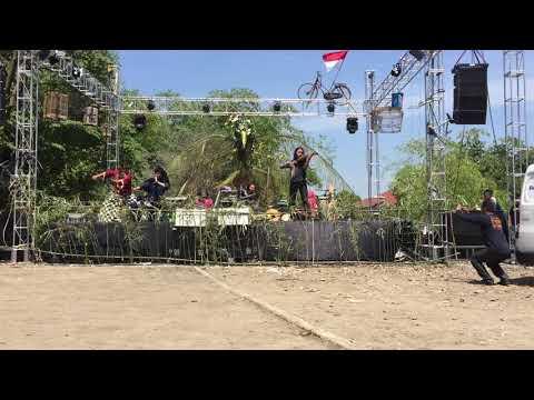 Plenthe percussion perform KaliJenesFestival