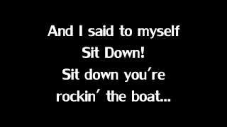 Alex Sings a Tune 22 - Sit Down You're Rockin' The Boat