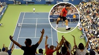 How it Feels to Witness Roger Federer Live? (Recorded by Wivo)