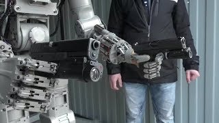 KILLER ROBOTS ARE COMING: Google & Tesla Beg Awareness
