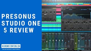 Presonus Studio One 5 Review