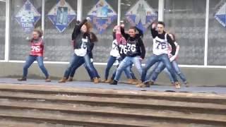 """Выступление шоу-балета """"Платинум"""" 23 февраля 2015 года (Рыбинск)"""