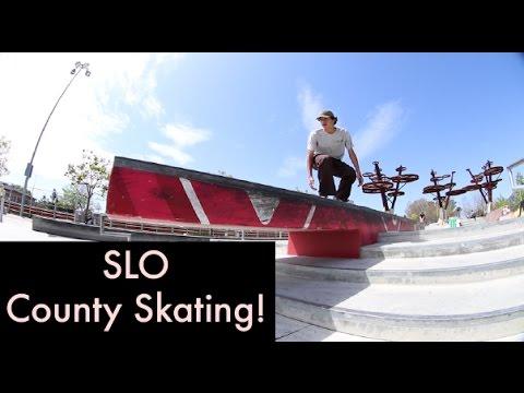 SLO County Skating!