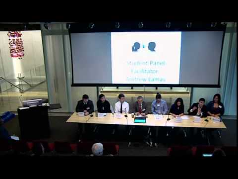 Student Panel- Engaging Students Through Technology Symposium