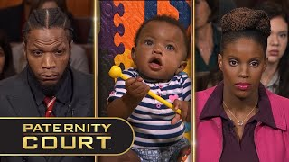 Man and Woman Both Had Side Pieces (Full Episode)   Paternity Court
