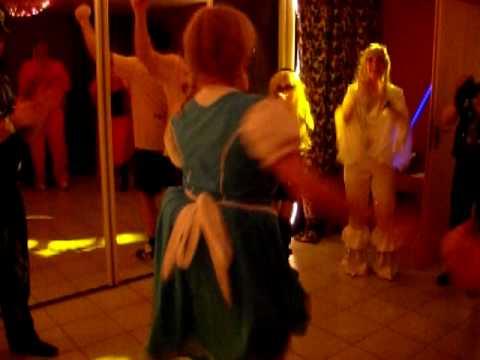 Die Partyzwölf ..die Hintermoser Kathi...das Original...MOV