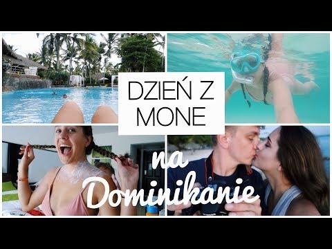 DZIEŃ Z MONE NA DOMINIKANIE    Dominican Republic Travel VLOG    Mone