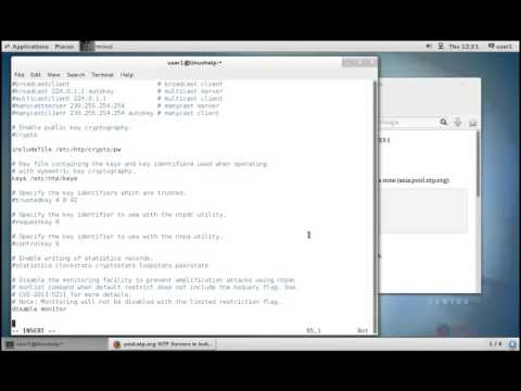 How to Setup NTP (Network Time Protocol) Server in RHEL/Centos 7