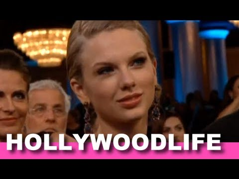 Taylor Swift Pouts As Adele Beats Her For Best Song At Golden Globes