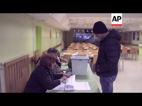 Slovenia vote on upholding same-sex marriage law