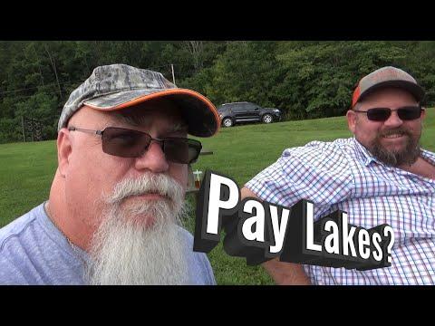 Pay Lakes Versus Regular Fishing Lakes