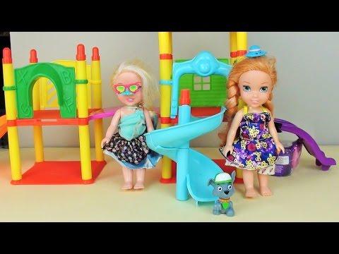 Anna and Elsa Toddlers Shopkins Mega Mystery Treasure Hunt Compilation Chef Club Toys Dolls Annya