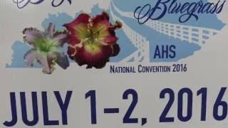 National AHS Convention 2016 TRAILER