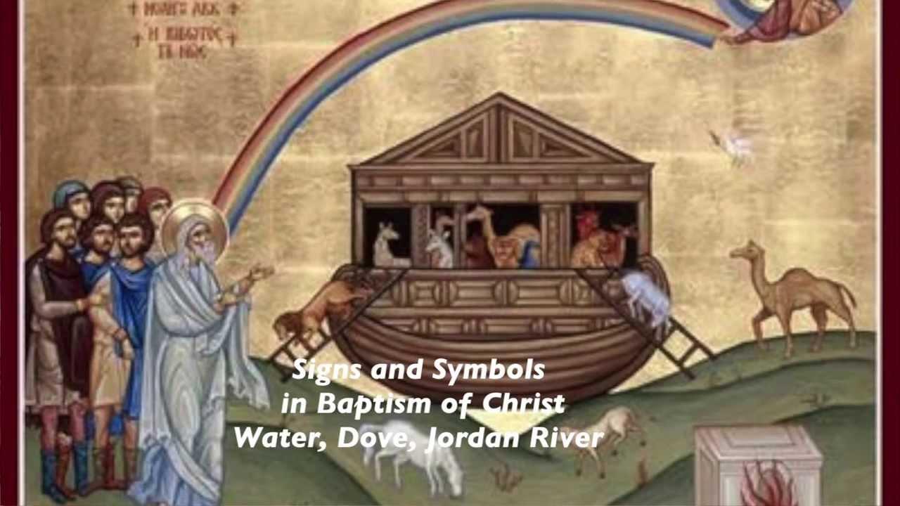 Orthodox Christianity Ot Signs And Symbols Youtube