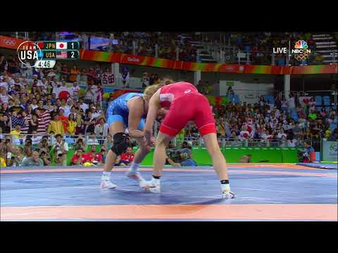 Team USA | Remembering Rio | Helen Maroulis - 53kg Wrestling
