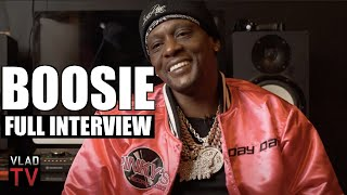 Boosie on Tyson Confrontation, TI, NBA, YoungBoy, King Von, Jeezy vs Gucci, Wayne (Full Interview)