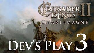 Crusader Kings 2 Charlemagne - Dev
