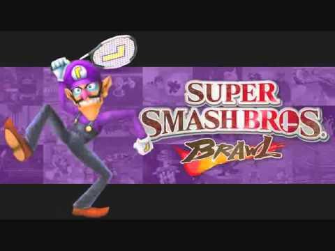 Waluigi Pinball Theme - Super Smash Bros. Brawl - 10 Hours Extended