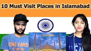 Indian reaction on 10 Must Visit Places in Islamabad | Swaggy d