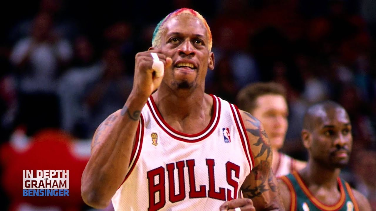 Dennis Rodman Feature Interview Preview
