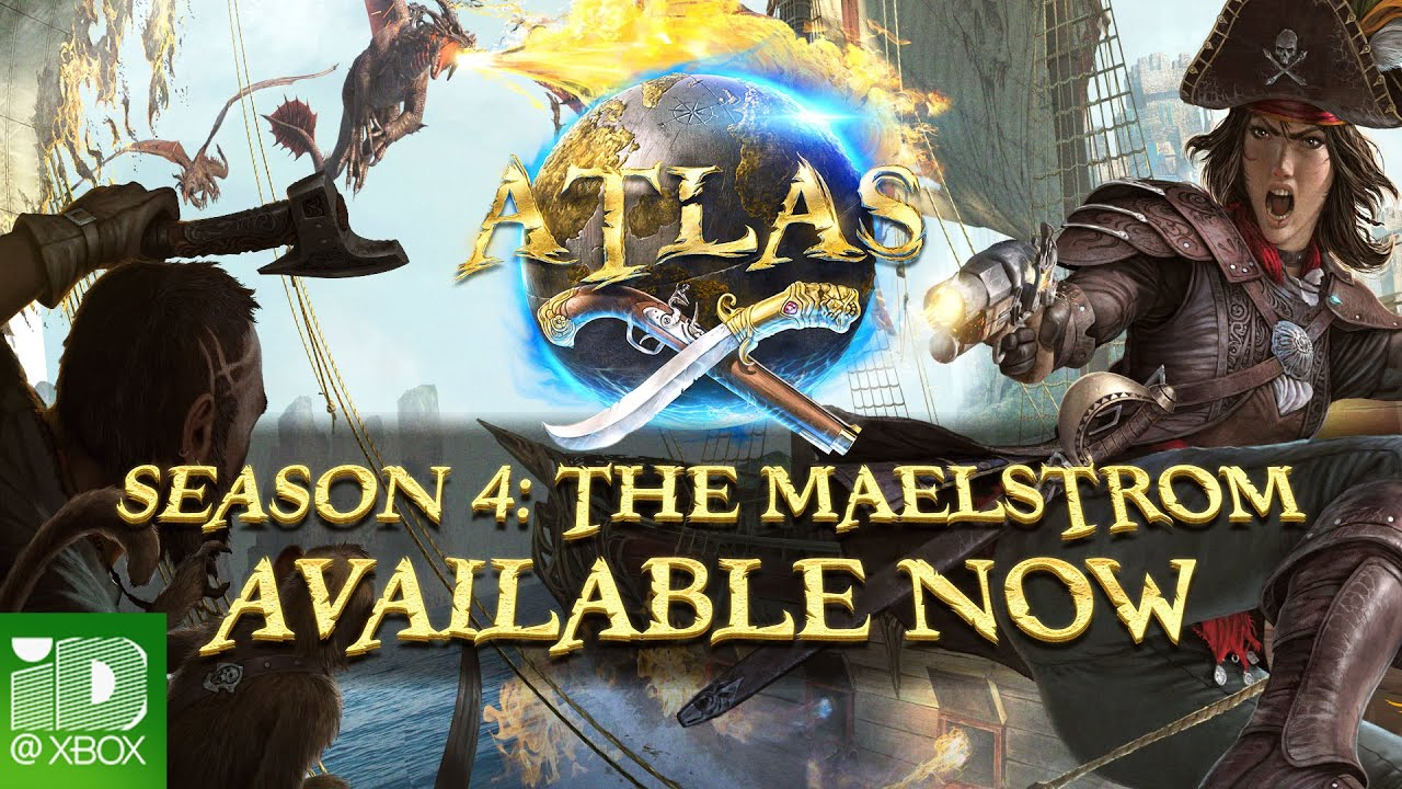 New ATLAS Map - Season 4: The Maelstrom