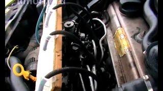 Выявление неисправной форсунки дизельного двигателя
