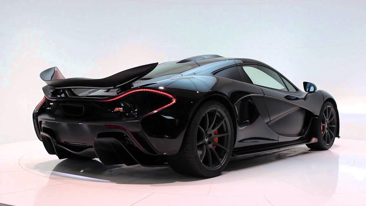 Mclaren P1 Gtr >> MSO McLaren P1 - Track Mode Transformation - YouTube