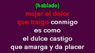 EBRIO DE AMOR - KARAOKE letra - Ezequiel Peña