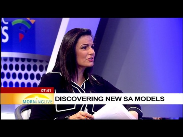 Top Model SA winners invited to London Fashion Week