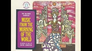 Balinese gamelan: Music from the morning of the world - Stafaband
