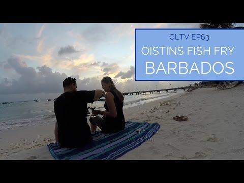 Oistins Fish Fry In Barbados