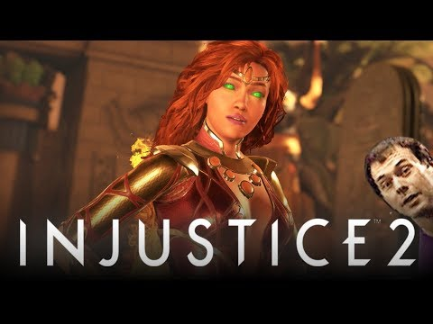 Injustice 2: New Mortal Kombat