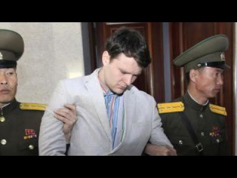 US student Otto Warmbier dies after release from North Korea