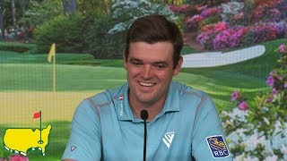 Corey Conners - 2019 Masters Interview