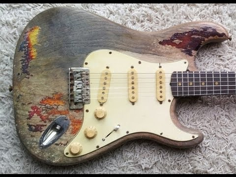 Rory Gallagher Stratocaster - YouTube