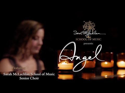 "Sarah McLachlan New ""Angel"" Video And PSA"