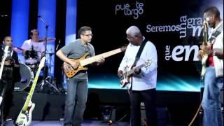 Improvisacion Rio Funk Clase Maestra con Abraham Laboriel, Papa Pastor y Tomas Julio