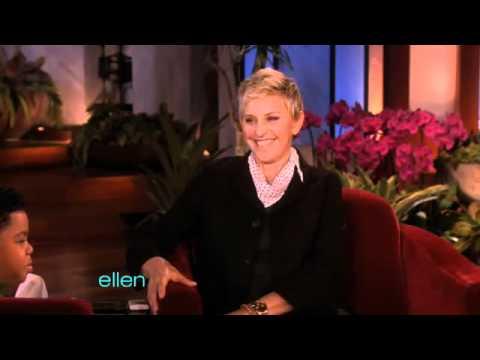 7-Year-Old Rapper Lil' P-Nut - The Ellen DeGeneres Show (HD)
