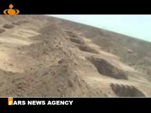 Iran's Revolutionary Guard digging mass graves for US soldiers