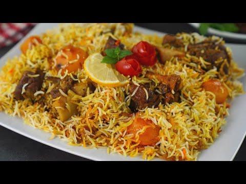 রাইসকুকারে বিয়েবাড়ির স্বাদে 'কাচ্চি বিরিয়ানি'   Bangladeshi biye barir mutton Kacchi Biryani Recipe