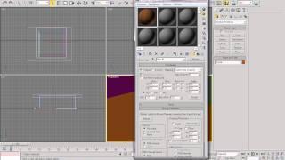 Как сделать комнату в 3D max