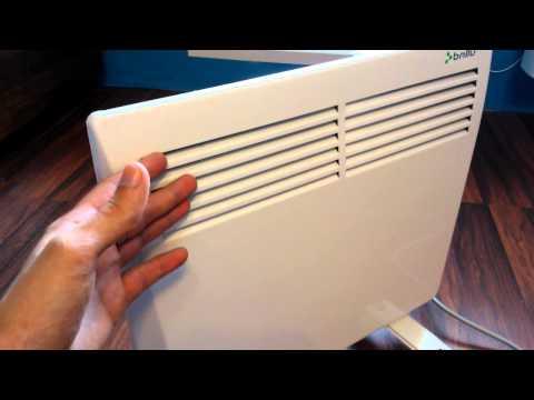 Настенные электрические конвекторы отопления с терморегулятором: разновидности и характеристики
